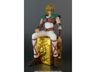 Athena Exclamation AE Duo Model Saint Seiya Myth Cloth Soul of God EX Leo Aiolia Plain Cloth Version