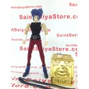 Athena Exclamation Duo Model AE Saint Seiya Myth Cloth Soul of God EX Cancer DeathMask Plain Cloth Version