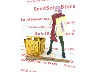 Athena Exclamation AE Saint Seiya Myth Cloth Soul of God EX Aries Mu Plain Cloth Version