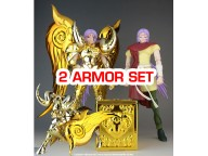 Athena Exclamation AE  Myth Cloth Soul of God EX Aries Mu 2 Armors