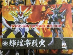 Da Tong Armor Fans Plus Yoroiden Samurai Troopers Kikoutei Rekka Figure