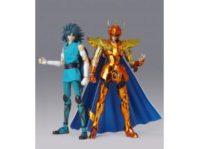 GALACTIC NEBULA  Saint Seiya Myth Cloth Ex Scale Sea Dragon Kanon Figure