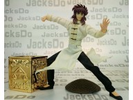 Jacksdo Saint Seiya Libra Plain Cloth + Pandora Box Action figure
