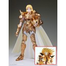S temple Metal Club Cloth Myth EX Gold Aries Mu + Shion head appendix OCE Figure