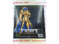 S temple  Metal Club MC  Cloth Myth EX Gold Saga Gemini Figure