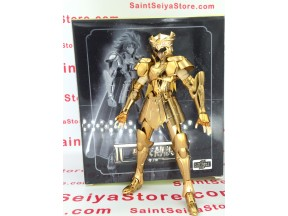 OCE S temple  Metal Club MC Cloth Myth EX Gold Saga Gemini Figure