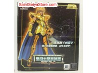 METAL CLUB SAINT SEIYA MYTH CLOTH MC EX LEO Aiolia