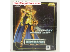 METAL CLUB SAINT SEIYA MYTH CLOTH MC EX LEO Aiolia  SMC002