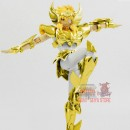 Great Toys PTC Saint Seiya Cloth Myth Ex Gold Hyoga Cygnus V3 Figure S-GT011G