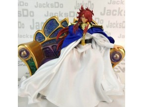 Jacksdo Saint Seiya Loki plain cloth + Throne