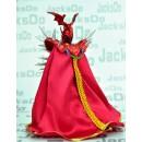 Jacksdo Saint Seiya Red Armor Devil Pope Figure JSDREDPOPE