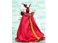 Jacksdo Saint Seiya Red Armor Devil Pope Figure