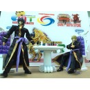 Jacksdo Scene Saint Seiya Myth Cloth Hypnos Thanatos Hades Plain ex Figure