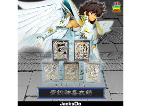 Jacksdo Scene Saint Seiya Myth Cloth  God 5 Bronze Pandora box JSD039