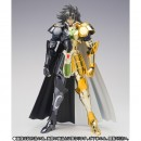 Lc Model Bio Color (Black/Gold) Ex   Gemini Saga Myth Cloth  Legend of Sanctuary