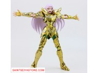 S temple Metal Club Cloth Myth EX Gold Aries Mu Figure