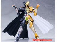 S temple  Metal Club MC Cloth Myth EX  Bio Color LOS Black Gold Saga Gemini Figure