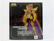 Metal Club Myth Cloth Ex Gold Cancer DeathMask  Figure