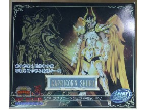 Metal Club  Saire Myth Cloth Soul of God Gold Shura Capricorn Figure